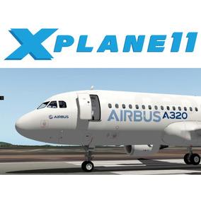 [xp11] Jardesign A320 / Airbus A320 Para Xplane 10 E 11