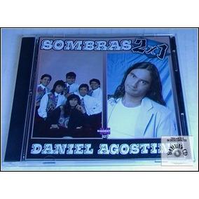 Grupo Sombras & Daniel Agostini - Serie 2 X 1 ( Nuevo )