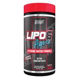 Lipo 6 Black Aqua Ultra Concentrado - 120g - Nutrex