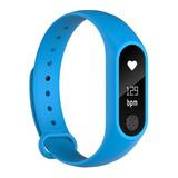 Smartband Reloj Brazalet Pulsera Ritmo Cardiaco Bluetooth M2