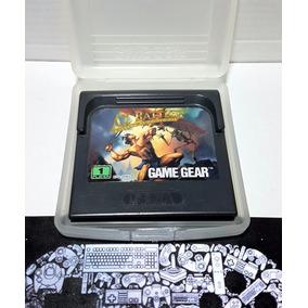 Cartucho Ax Battler A Legend Of Golden Axe Game Gear
