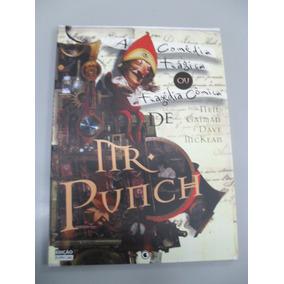 Mr. Punch - Neil Gaiman & Dave Mckean - Rav73