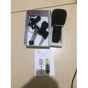 Microfone Bm800 Usb + Braço Articulado