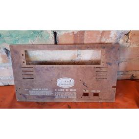 Tampa Parte Traseira Radio Campeão Antigo