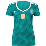c4e4924c66 Camisa Alemanha Uniforme 2 Feminina 2018 2019 Frete Grátis