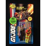 Gi Joe Cobra 1994 Battle Corps Ice Cream Soldier V1 Misb Moc