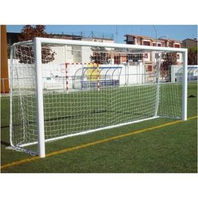 Red De Futbol 11 Para Los 2 Arcos Mebal Malla 16x16