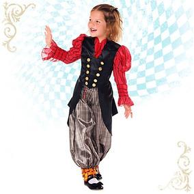 Fantasia Alice Através Do Espelho Disney Store 11/12 Anos