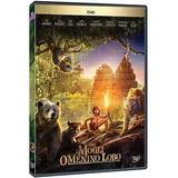 Dvd Mogli O Menino Lobo - Filme Disney - Original