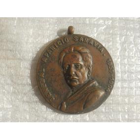 Medalha De Aparicio Saravia De 1930