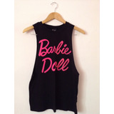 Camiseta Barbie