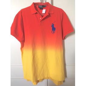 2a3b218869 Camisa Polo Ralph Lauren Listrada Masculina - Camisetas e Blusas no ...