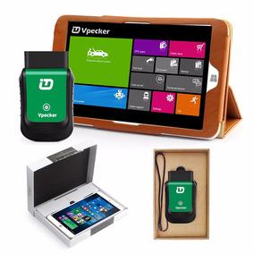 Vpecker Easydiag Wifi Obd2 Scanner Automotivo + Win10 Tablet