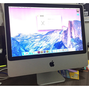 Imac 20 2,66mhz - Intel Core 2 Duo - 1tb Hd, 4gb Ram