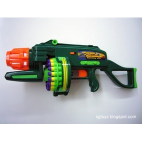Nerf / Buzzbee Tommy 20 (thompson)