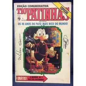 Tio Patinhas Especial Nº 5 - Ed. Comemorativa - Abril