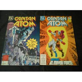 Pack Capitan Atom - 2 Tomos Recopilatorios