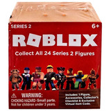 Roblox Red Series 2 Mystery Pack Original 1 Figura