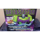 Transformers Devastator Bust By Hard Hero