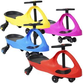 Carrinho Gira Car Infantil Brinquedo Criança Giro C/ Inmetro
