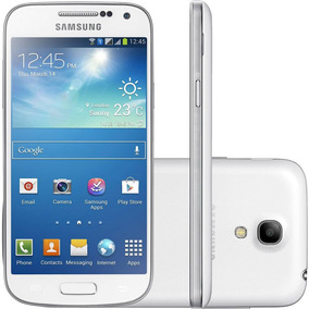 Smartphone Samsung Galaxy S4 Mini 8gb 8mp - Branco (vitrine)