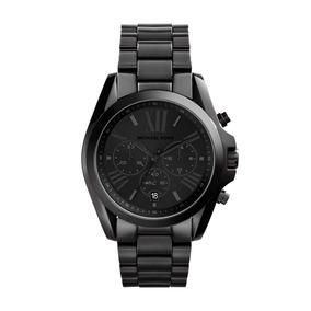 Michael Kors - Reloj Mk5550 Bradshaw Blacktone Chronograph P