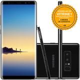 Samsung Galaxy Note 8 64gb N950 12mp 4g Preto Vitrine 1