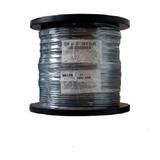 Cable Alarma Belden 5500f1 0081000 2c/22awg Riser Gris 305m