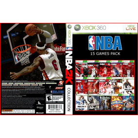 Xbox 360 Nba Collection Destravado Lt3.0
