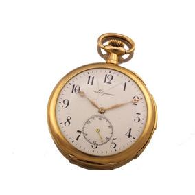 Relógio Longuevue Invicta Em Ouro 18k Com Repetidor J16353