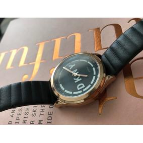 Box Set Smartwatch Híbrido Dkny Minute Excelente Estado