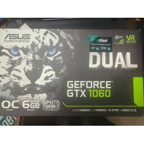 Tarjeta De Video Asus Nvidia Geforce Gtx1060 6gb Gddr5
