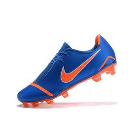 newest 52267 5c094 2019 Nike Phantom Venom Fg---azul Naranja