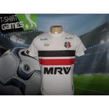 Camisa 2 Do Santa Cruz Usada No Brasileiro 2017 !!