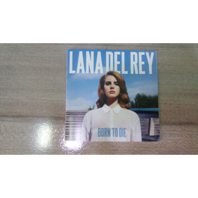 Cd Lana Del Rey Born To Die 2011 Br Zerad Trip Hop Dark Wave