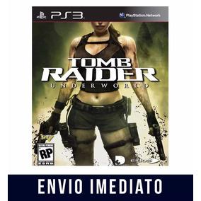 Tomb Raider Underworld Ps3 Psn Envio Agora