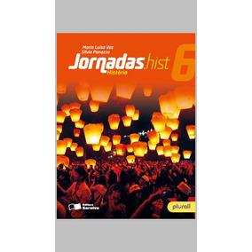 Livro Jornadas.hist 6 Ano Com Caderno De At. Envio Por Email