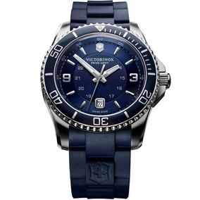 Reloj Victorinox Maverick 241603 Hora Militar Fecha E-watch
