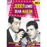 Jerry Lewis Y Dean Martin Vol.3 (4 Discos)