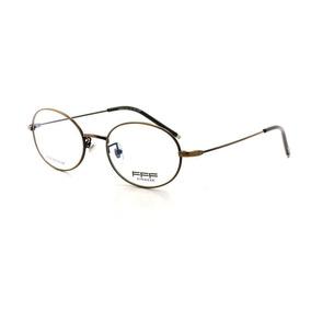 9eaac813cfe5e Armacao De Grau Round Dourada - Óculos Dourado no Mercado Livre Brasil