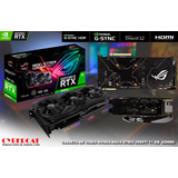 Tarjeta De Video Nvidia Asus Rtx 2080ti 11gb Gddr6 Rog Strix