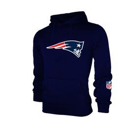 Blusa De Frio Moletom New England Patriots Lançamento 2979206031b
