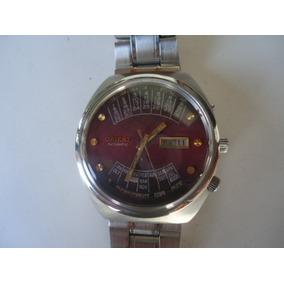 b19665e7292 Relogios Antigos Raros Automaticos Arremate Hoje - Relógio Masculino ...