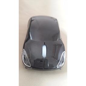 Car Mouse Wireless Sem Fio 2.4ghz Usb Alcance 10m Note E Pc