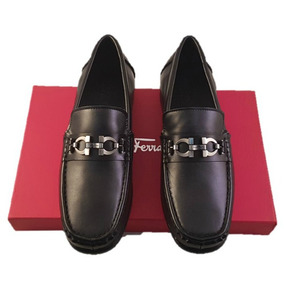 b5e0fb34276 Mocasines Ferragamo Louis Vuitton Lv Gucci + Cinto Cortesia