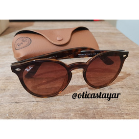 Ray-ban Stylish Blaze Rb4380-n Tartaruga Marrom Original cbf5e6116f