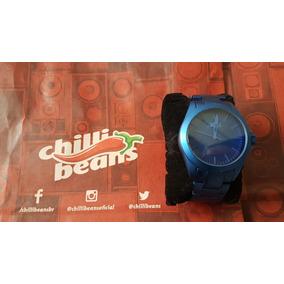 Relógio De Alumínio Chilli Beans Original