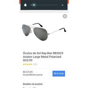8bae45e049159d 58   Aviator Large Metal Polarized Ray Ban Rb3025 004 De Sol ...