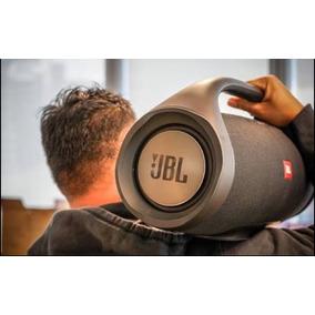 Caixa De Som Bluetooth Jbl Boombox - Original - Frete Gratis