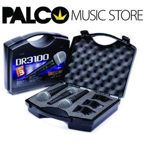 Kit C/ 3 Microfones Donner Dr3100 - Loja Palco